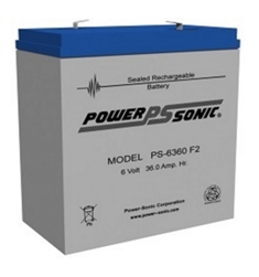 Power Sonic PS6360F2