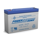 Power Sonic PS670F1
