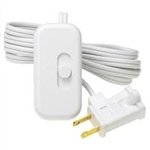 Single Pole Plug-in Dimmer with 6 ft Cord