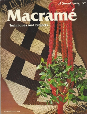 Macrame Techniques and Projects