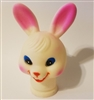 Easter Bunny Rabbit Vinyl Doll Head