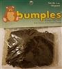 One & Only Creations Bumples Dark Brown Bumpy Doll Hair