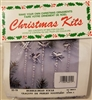 Bubble Bead Icicle Beaded Christmas Ornament Kit