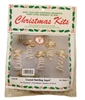 Crystal Swirling Angel Beaded Christmas Ornament Kit
