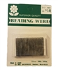 34 Gauge Silver Beading Wire, 24 yards