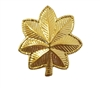 Gold Tone Metal Leaf Jewelry Findings