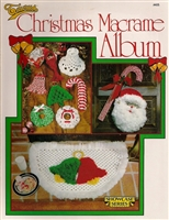 Christmas Macrame Album