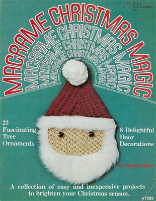 Macrame Christmas Magic