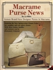 Macrame Purse News