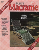 Plaid's Macrame Sitting Pretty