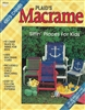 Plaid's Macrame Sittin' Places for Kids
