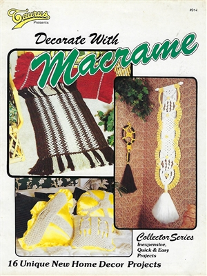 Decorate with Macrame