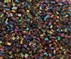 Size 10/0 2-Cut Hexagonal Glass Seed Beads (4 oz bag)