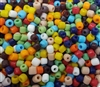 5mm Glass Tube Beads, 500 ct Bag