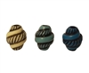 16MM Spiral Corrugated Plastic Beads, 12 Ct Bag