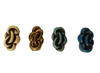18MM Knotted Plastic Beads, 12 Ct Bag