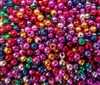 6mm Plastic Pearls Beads, 1,000 ct Bag