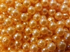 8mm Plastic Pearls Beads, 350 ct Bag