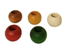 16MM Wood Beads with Large Hole, 12 ct. Bag