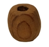 11MM x 13MM Burnt Wood Barrel Beads 16ct. Bag