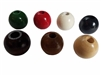 38MM Round Wood Beads 4 ct. Bag