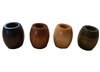 20MM x 22MM Wood Barrel Beads 8 ct. Bag