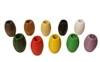 22X32MM Oval Oblong Wood Beads 4 ct. Bag
