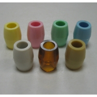 16MM 12ct. Plastic Beads