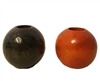 30MM Round Wood Beads 4 ct. Bag