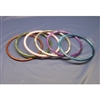 "8"" Round Plastic Rings 10 Ct. Bag"