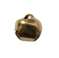 10mm Metal Jingle Bells, 16 ct Bag