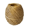 1mm Waxed Polished Natural Jute Twine Jewelry Cord, 3 oz Spool