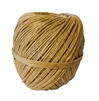 2mm Waxed Polished Natural Jute Twine Jewelry Cord, 8 oz Spool