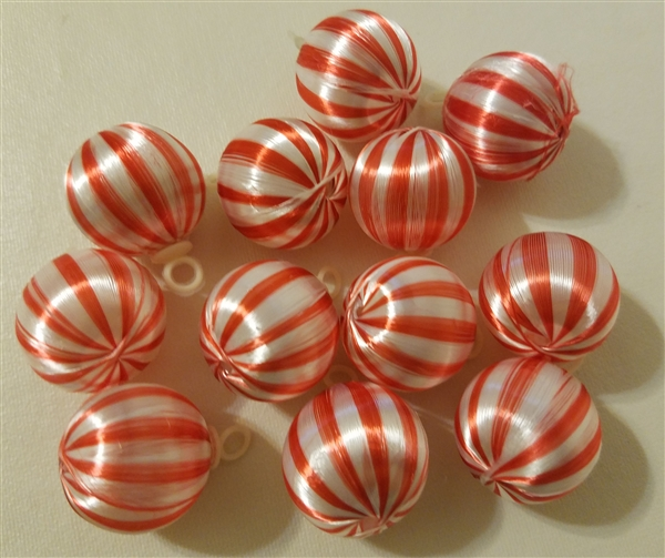 - Pack Of 12 Satin Christmas Ball Ornaments 1