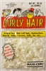 One & Only Creations Curly Doll Hair - Winter White