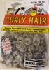 One & Only Creations Curly Doll Hair - Stormy Grey