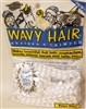 One & Only Creations Wavy Doll Hair - Winter White