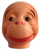 Plastic Monkey Animal Doll Face Mask
