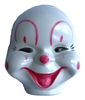 Large Clown Doll Face Mask