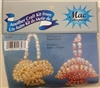 Pearl Baskets Beaded Easter Decoration Kit