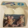 Easter Bunny Buddy Styrofoam Craft Kit
