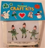 Liam the Leprechaun Beaded Pin Seasonal Craft Kit
