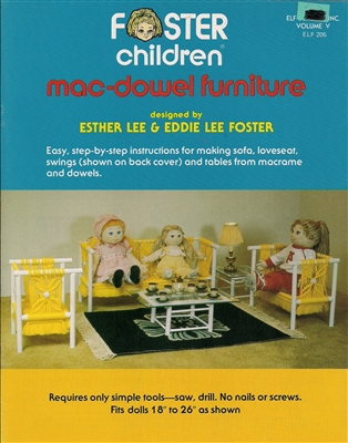 Foster Children Mac-Dowel Furniture