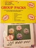 Lacy Beaded Babies Refrigerator Magnet Group Craft Kit