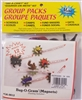 Bug-O-Gram Magnets Kids' Group Craft Kit