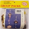 Zipper Pulls Doll Bead Group Craft Kit