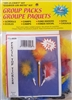Pencil Tickler Feathered Top Group Craft Kit