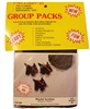 Playful Scotties Dog Refrigerator Magnets Kids' Group Craft Kit