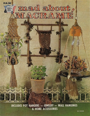 Mad About Macrame
