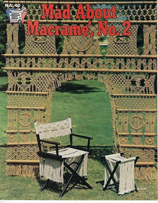 Mad About Macrame No. 2